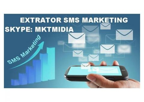 Software Extrator Leads Sms Marketing 2022