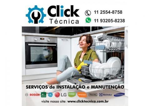 Assistência técnica eletrodoméstico nacional e importado